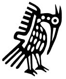 oiseau toltèque